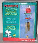 Snoopy on doghouse
