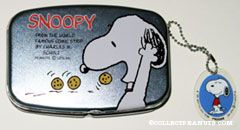 Snoopy eating Cookies Bento Box