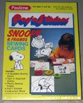 Snoopy & Friends Sewing Cards