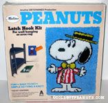 Snoopy 'Ta Da' Latch Hook Kit
