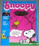 Snoopy Italian Magazine April 1989