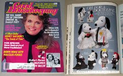 Good Housekeeping with Snoopy in Fashion