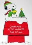 Peanuts & Snoopy Christmas Decorations