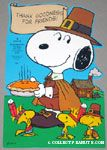 Peanuts & Snoopy Thanksgiving & Fall Decorations