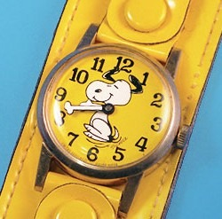 Snoopy Watches