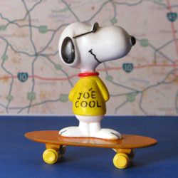 Click to view Snoopy Skateboards Toys