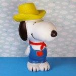 Farmer Snoopy Collectibles