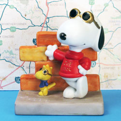 Click to view Snoopy & Woodstock 2 Cool for School