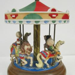 Peanuts Gang Carousel Musical