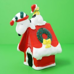 Click to view Snoopy Christmas Plates