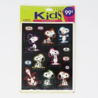 Snoopy Personalities 'What's Happening' Stickers
