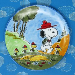 Click to view Peanuts Decorative Plates