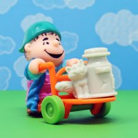 Linus' Milk Mover McDonald's Toy
