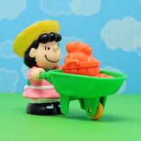 Lucy's Apple Cart McDonald's Toy