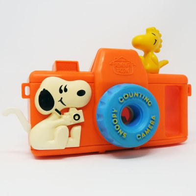 Snoopy Counting Camera