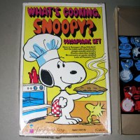What's Cooking, Snoopy Colorforms