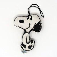Snoopy walking Fabric Stuffed Mini Mascots Ornament