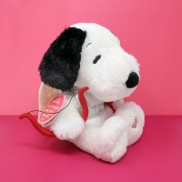 Valentine's Day Cupid Snoopy Plush Toy