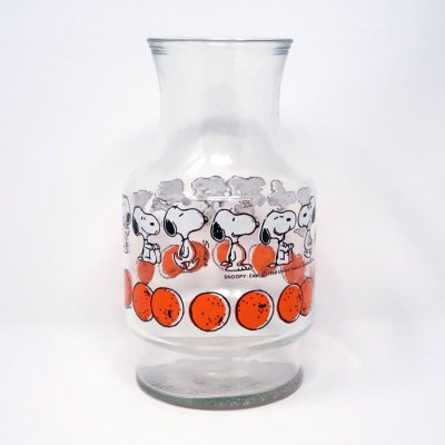 Snoopy and Oranges Juice Chiller Pitcher
