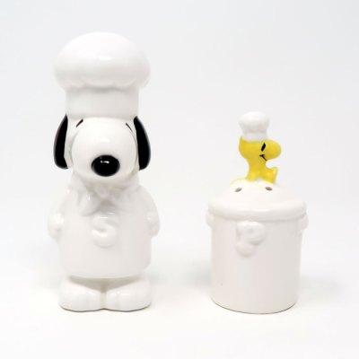 Snoopy & Woodstock Salt & Pepper Shakers