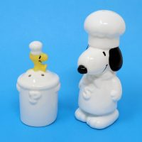 Snoopy & Woodstock Salt & Pepper Shakers