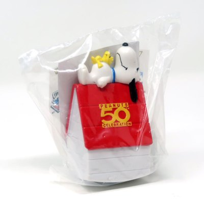 Snoopy's Doghouse Wobble Toy