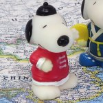 China Snoopy World Tour Series 1 Toy