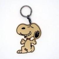Snoopy Striking Pose Keychain