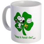 Snoopy St. Patrick's Day Shop