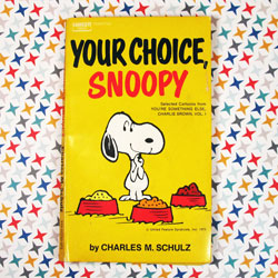 Click to view Peanuts Comic Collection Books