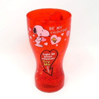 Snoopy & Woodstock Valentine's Day Cup