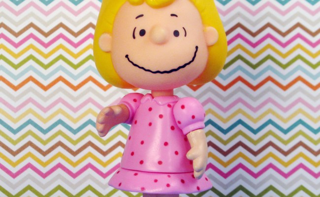 Sally Posable Toy Figurine Collectpeanuts