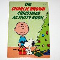 The Charlie Brown Christmas Activity Book