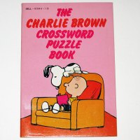 The Charlie Brown Crossword Puzzle Book