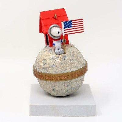 Snoopy NASA 50th Anniversary Christmas Ornament
