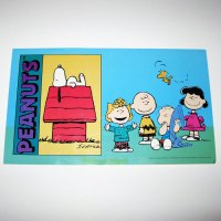 Peanuts Gang Display Signage