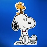Snoopy & Woodstock Signage