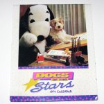 Snoopy and other Dogs of the Stars Calendar 2001