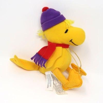 Woodstock hat & scarf Christmas Plush