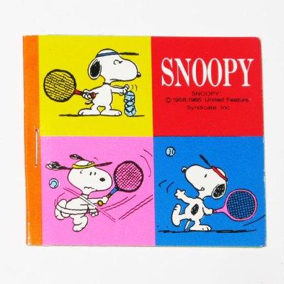 Snoopy Sports Sticker Book