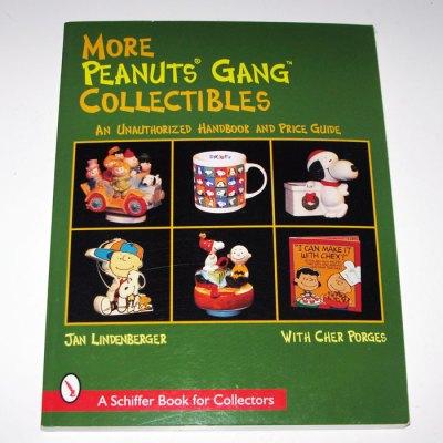 More Peanuts Gang Collectibles Book