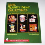 More Peanuts Gang Collectibles Book