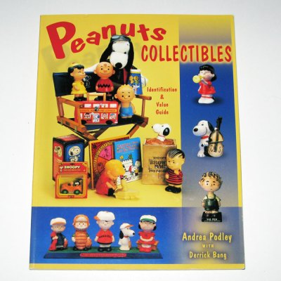 Peanuts Collectibles Book