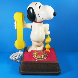 Hold the Phone, Snoopy!