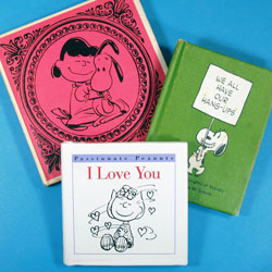 Click to view Peanuts Gift Books