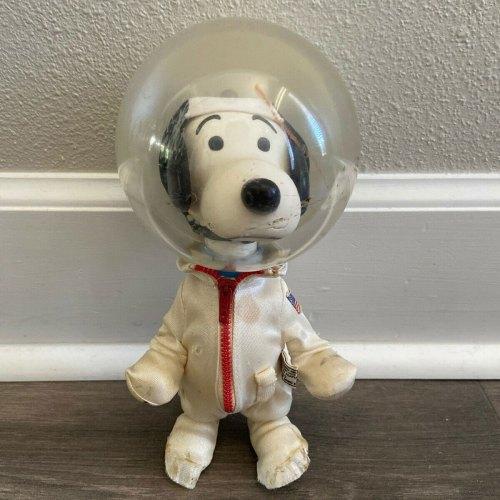 1969 Snoopy Astronaut Pocket Doll