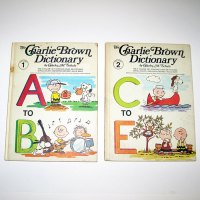 The Charlie Brown Dictionary - 8 Volume Set
