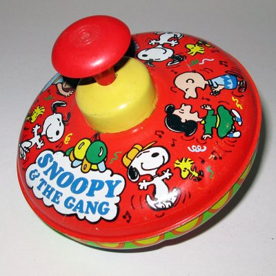 Snoopy & the Gang Toy Toy