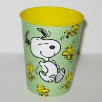 Snoopy & Woodstock Dancing Party Cup