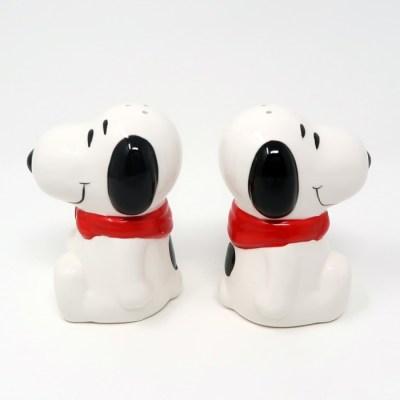 Snoopy Salt & Pepper Shakers